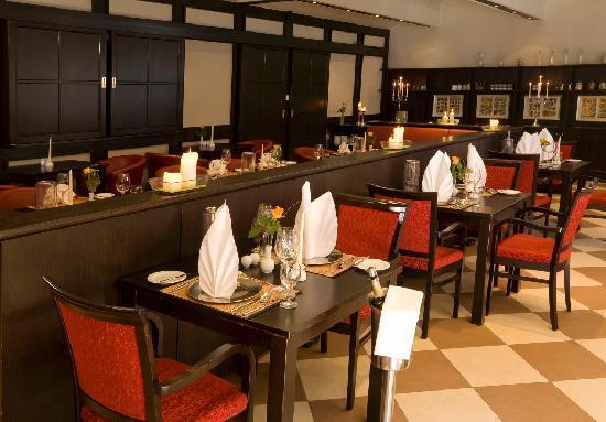BEST WESTERN Hotel Alte Mühle: Restaurant