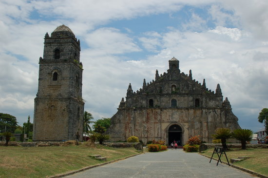 St Augustine's Church: Paoay Church