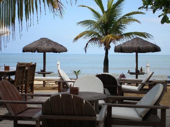 Resort La Torre : Praia ótima para descanso!!