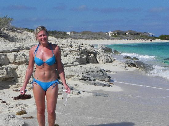 Melia Buenavista: Plage naturel et intime