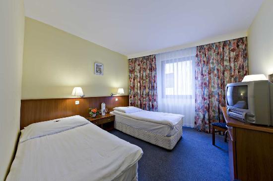 Hotel Palatinus: Doubleroom