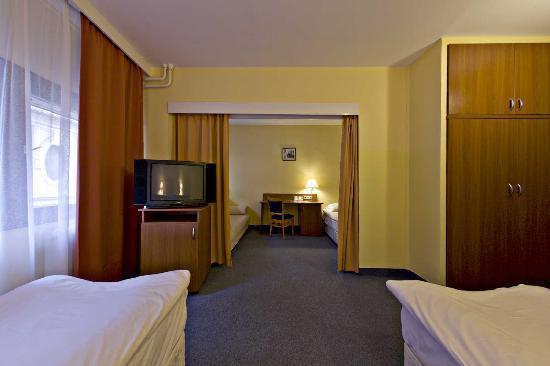 Hotel Palatinus: Apartman
