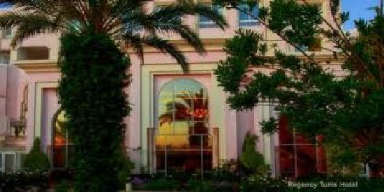 Regency Tunis Hotel: l'netré de l'hôtel
