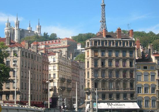 Lyon, France : Lione