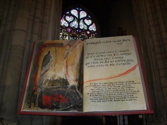 Lyon, France : Vangelo