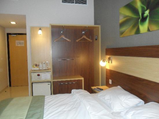 Citymax Hotels Bur Dubai: Room 460