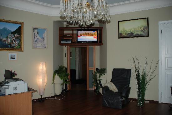 444 Moscow Hostel: New Hostel