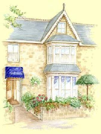 Westbourne Guest House: Westbourne House quality guest accommodation