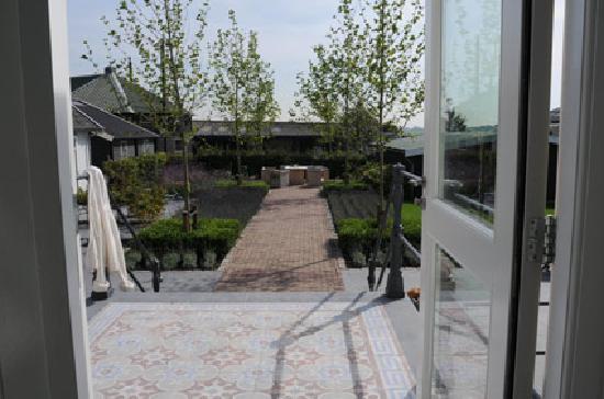 Villa Oldenhoff: De tuin