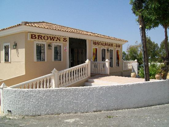 Browns Bar: Browns Campello