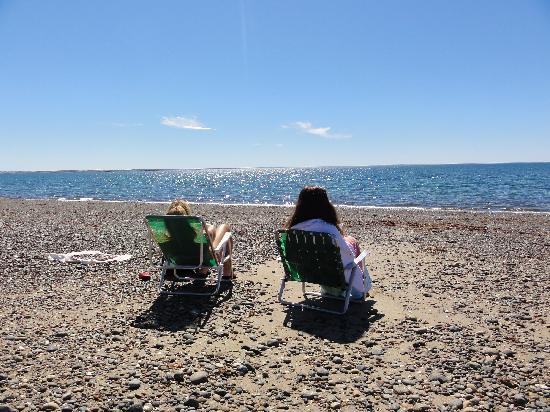 Province of Chubut, Argentina: Playa Privada