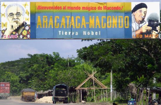 Aracataca, Colombia: BIenvenidos!