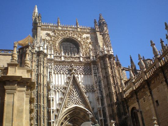 Seville, Spain: Catedral