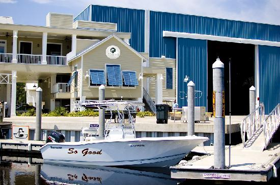 Carrabelle Beach, an RVC Outdoor Destination: Carrabelle Boat Club