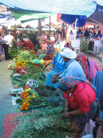 Traditions Mexico Cultural Journeys : Tlacolula market