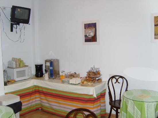 Casa Manuel : breakfast room