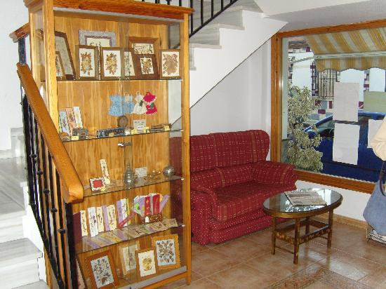 Casa Manuel: lobby