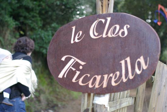 Le Clos Ficarella: Clos Ficarella - Bienvenue