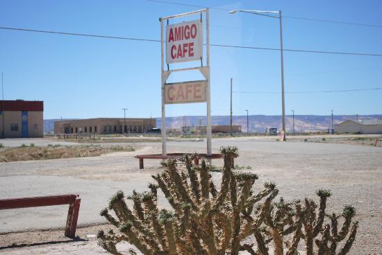 Amigo Cafe : L'insegna