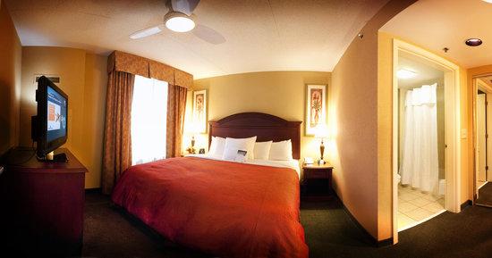 Homewood Suites by Hilton Lexington : Bedroom