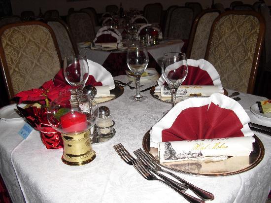 Falcade, Italia: il ristornate