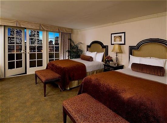 Warwick Denver Hotel: Deluxe Double Room