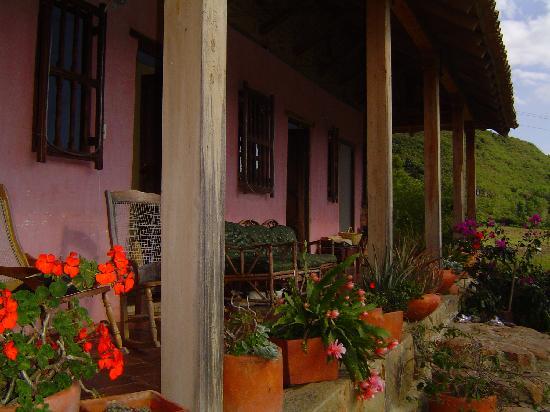 Posada San Javier: Rodeados de Naturaleza