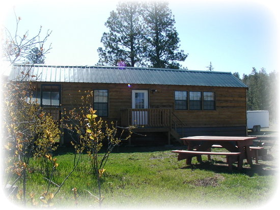 Elk Meadows River Resort: Ponderosa Cabin