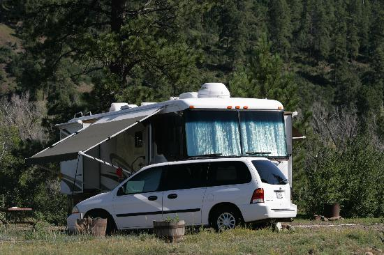 Elk Meadows River Resort: rv site