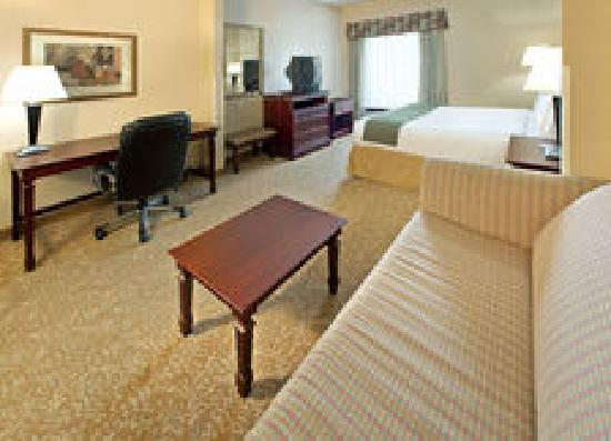 Holiday Inn Express & Suites: King Room