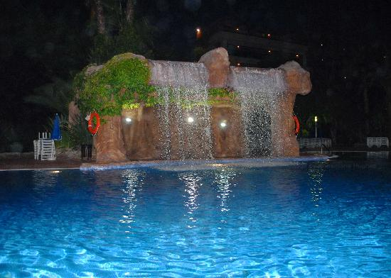 H10 Salauris Palace : Poolside evenings.....