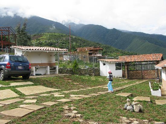Refugio la Toscana: ambiente de paz