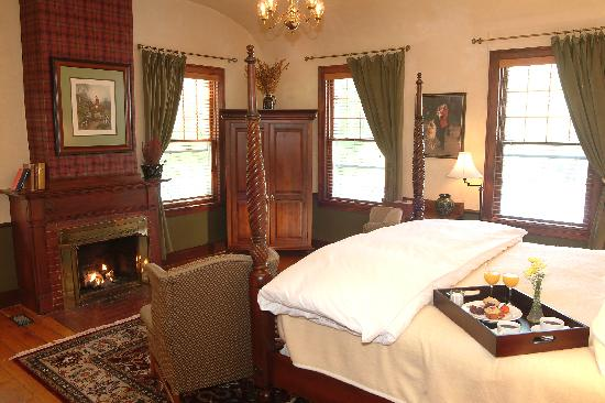 Kedron Valley Inn: KVI Room