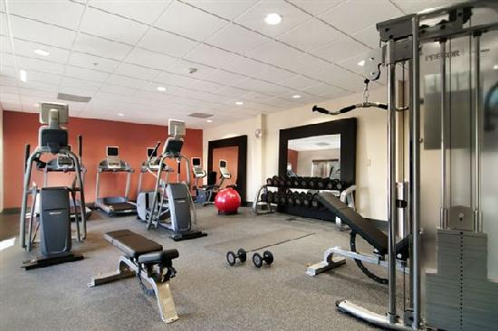 Homewood Suites by Hilton Slidell: Fitness Center