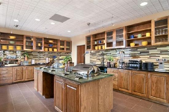 Homewood Suites by Hilton Slidell: Pantry Buffet