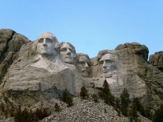 Mount Rushmore National Memorial: The monument