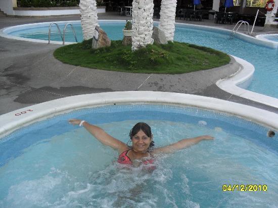Hotel Margarita Lake Plaza: jacuzzi