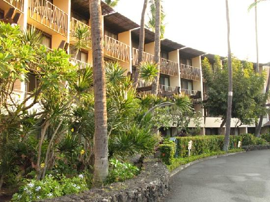 Uncle Billy's Kona Bay Hotel: 外観
