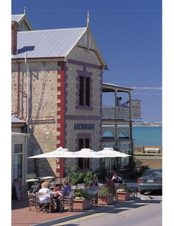 Anchorage Cafe, Restaurant: Seafront Dining