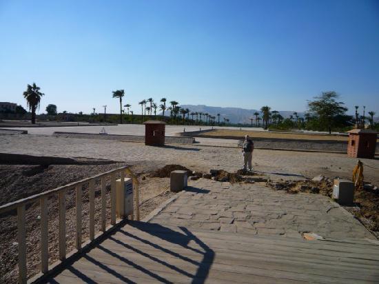 El Fayrouz: empty Valley of Kings -