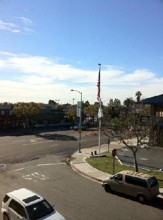 Cabrillo Inn & Suites Airport: view from the room