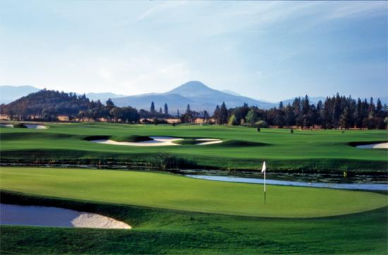 Medford, OR: Eagle Point Golf Course
