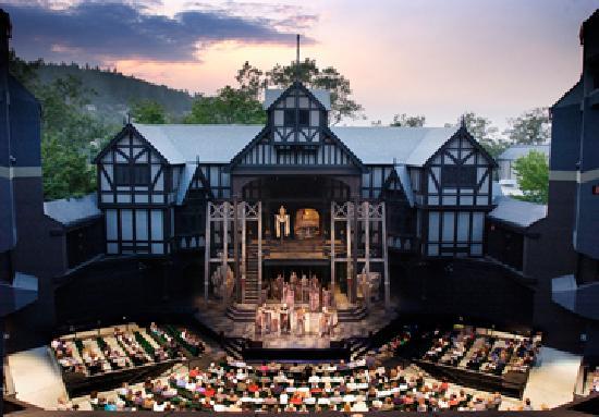 Medford, OR: Oregon Shakespeare Festival