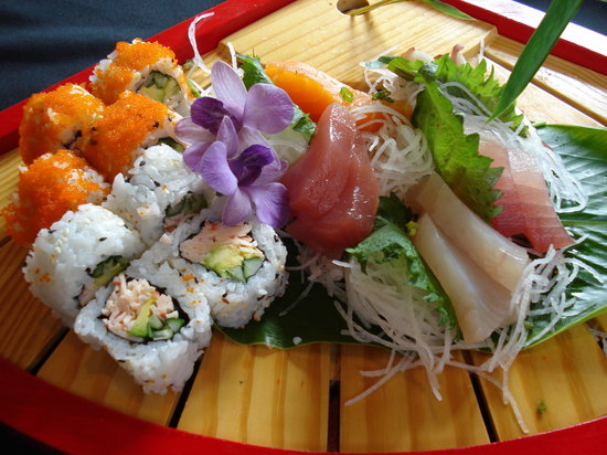 Wasabi 39 s japanese cuisine kailua kona restaurant for Asian cuisine athens al