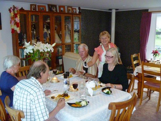 At Parkland Place: Dinner