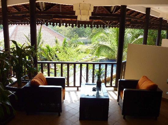 Siddharta Boutique Hotel: Terrace