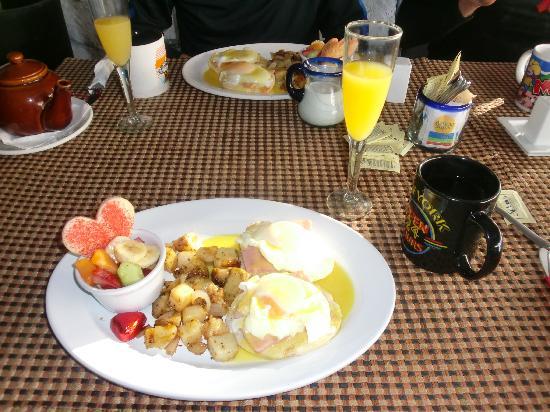 Valentine's Day Brunch at Colleen's Breakfast