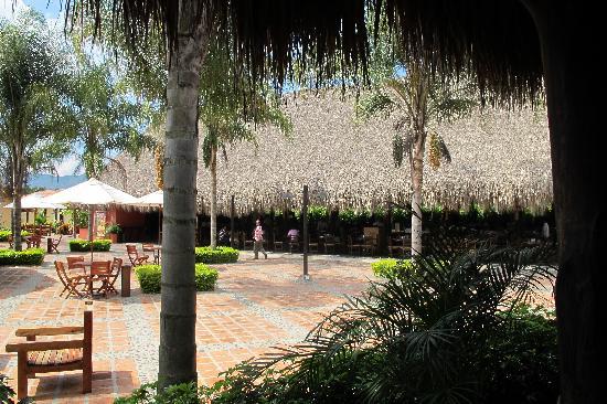 Decameron Panaca : Hotel dining area
