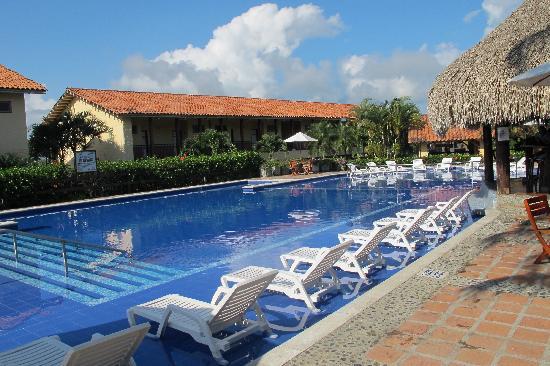 Decameron Panaca : Hotel pool area