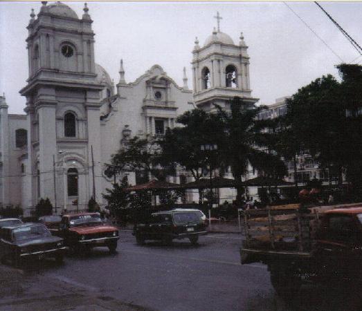 Sula Cathedral San Pedro Sula Honduras